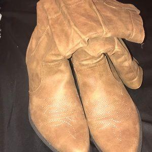 9da3a40d0573e Jcpenny Cowgirl Boots